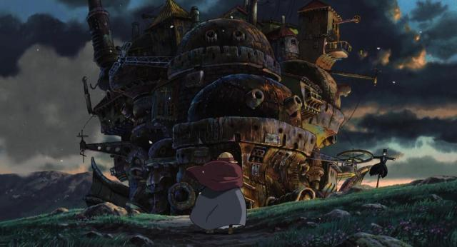 霍爾的移動城堡劇照 24