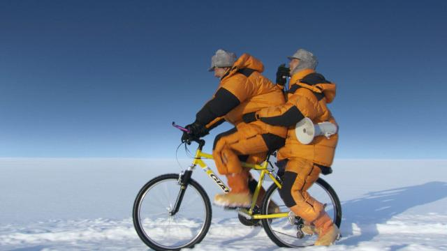 南極料理人預告片 01