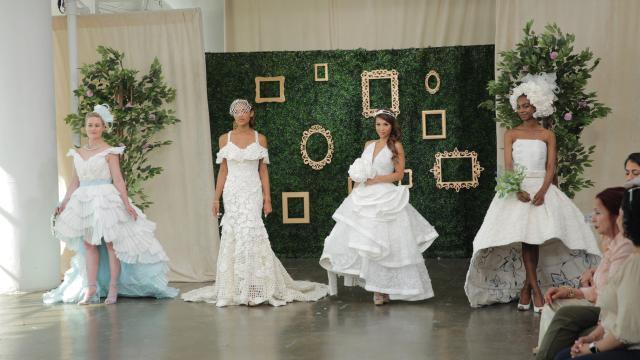 廁紙變婚紗劇照 3