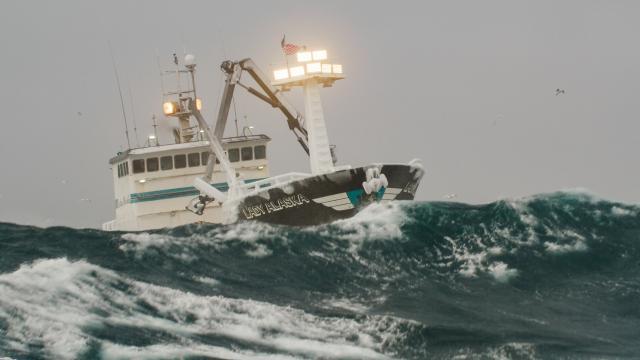 漁人的搏鬥 第十六季第14集【白令海風暴】 線上看