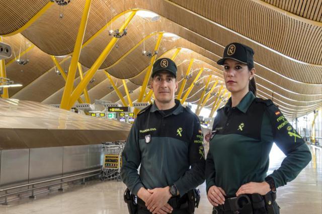 西班牙邊境護衛隊劇照 1