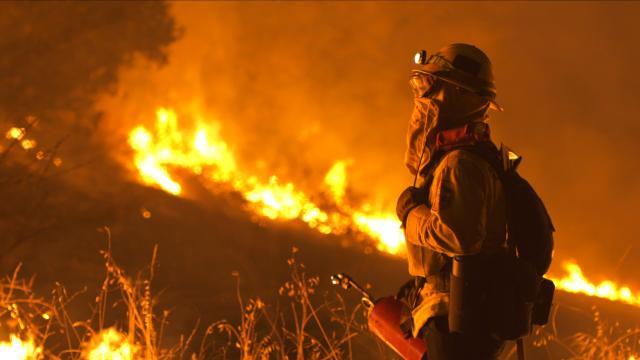 加州野火英雄 全集第2集【猛火襲來】 線上看