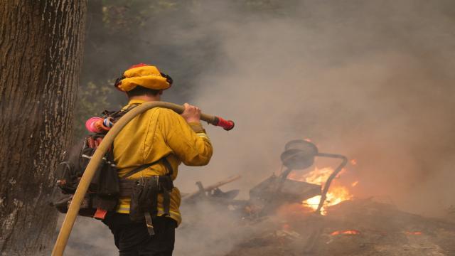 加州野火英雄 第5集 火燒納帕劇照 1
