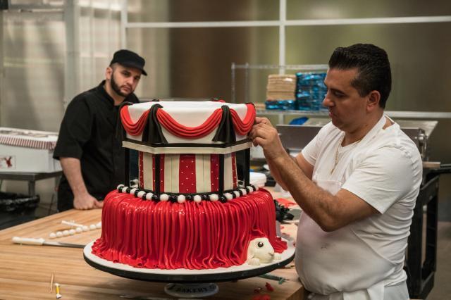 蛋糕王對王 第5集劇照 1