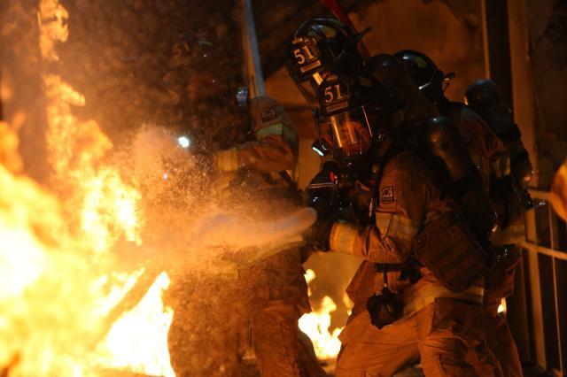 火燒108大樓劇照 4