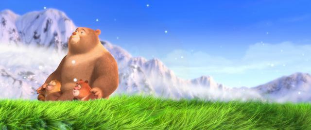 熊出沒之雪嶺熊風劇照 3