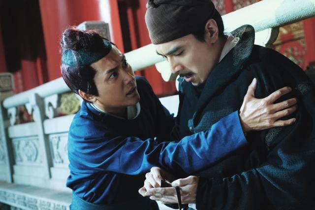 狄仁傑之四大天王劇照 8