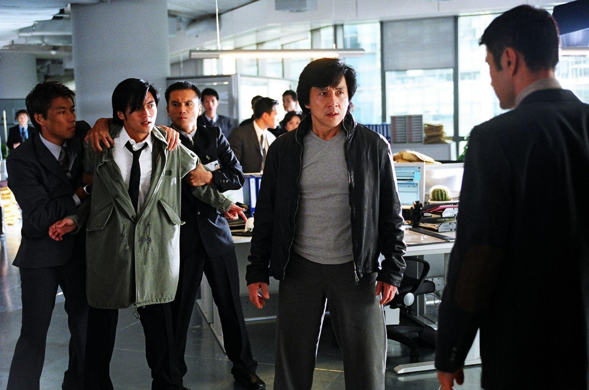 新警察故事預告片 01