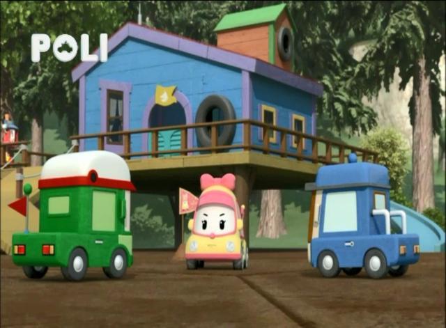 POLI波力 第二季10 線上看