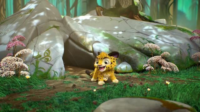 森林冒險家-里歐與帝帝2 線上看