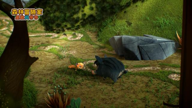 森林冒險家-里歐與帝帝 第7集劇照 1