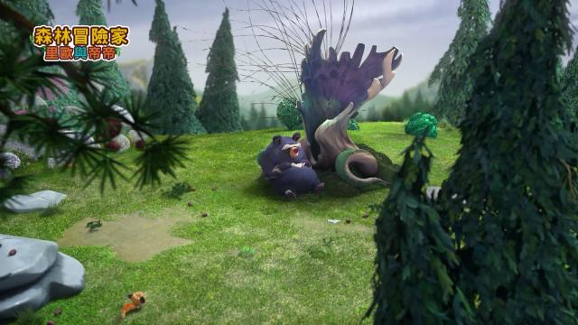 森林冒險家-里歐與帝帝17 線上看