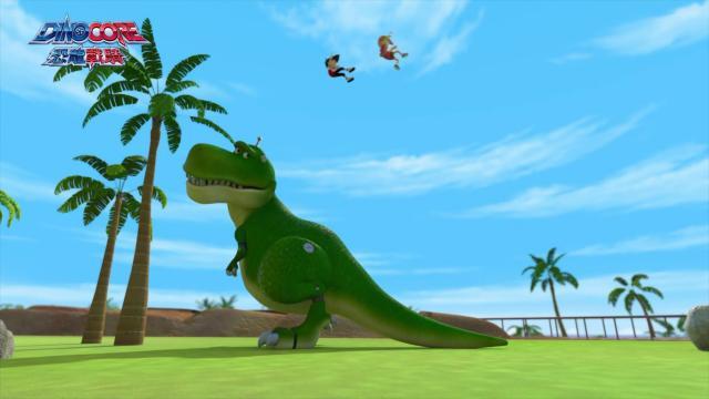 Dinocore恐龍戰騎 第一季8 線上看