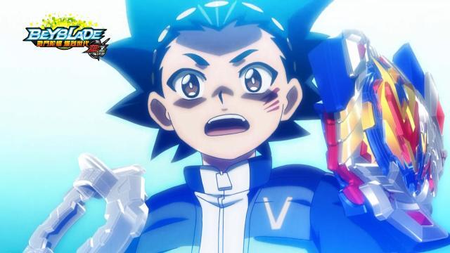 戰鬥陀螺爆烈世代超Z第5集【超Z對決!超翼戰神VS噬血神槍】 線上看