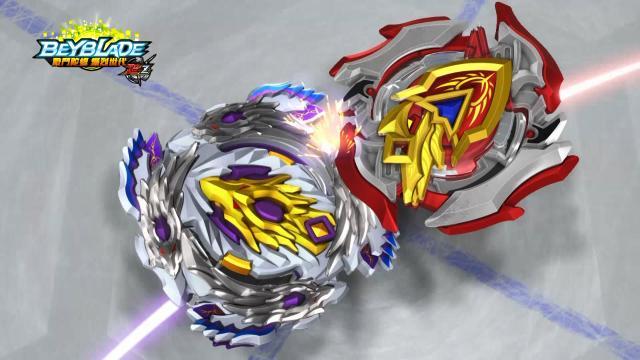 戰鬥陀螺爆烈世代超Z第6集【白色暴君!大會戰】 線上看