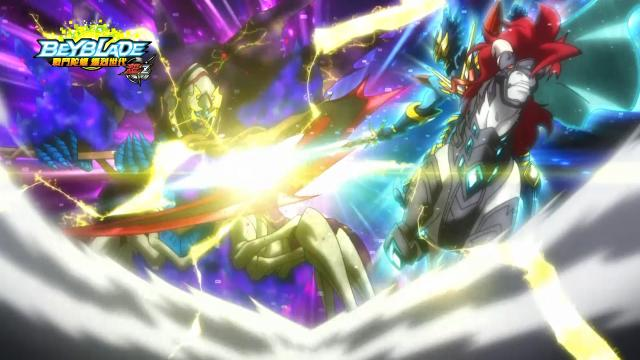 戰鬥陀螺爆烈世代超Z第37集【超Z衝突!魔城之決戰】 線上看