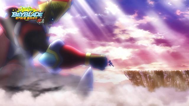 戰鬥陀螺爆烈世代超Z第50集【艾卡 超Z共鳴】 線上看