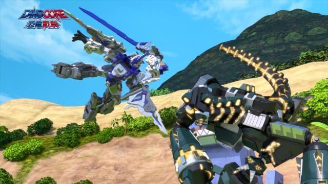 Dinocore恐龍戰騎 第三季6 線上看