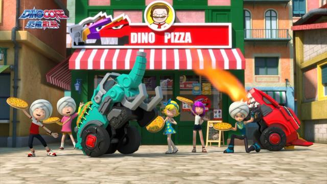 Dinocore恐龍戰騎 第三季7 線上看