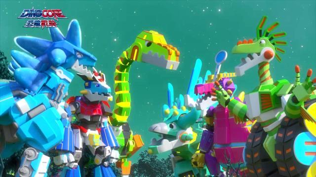 Dinocore恐龍戰騎 第三季13 線上看