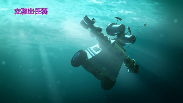 LEGO Friends:女孩出任務 第二季第4集【心湖怪獸】 線上看