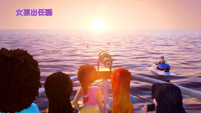 LEGO Friends:女孩出任務 第二季第26集【拯救海灣】 線上看