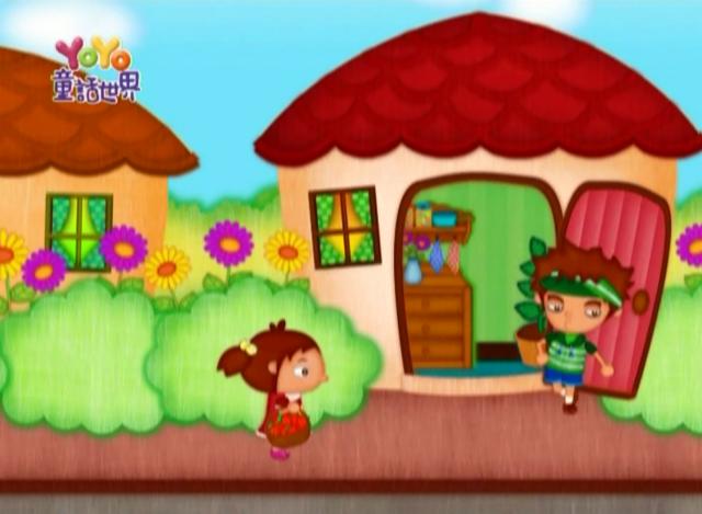 YOYO童話世界-藝人版第7集【賴床大王阿米與愛搗蛋的豆豆】 線上看