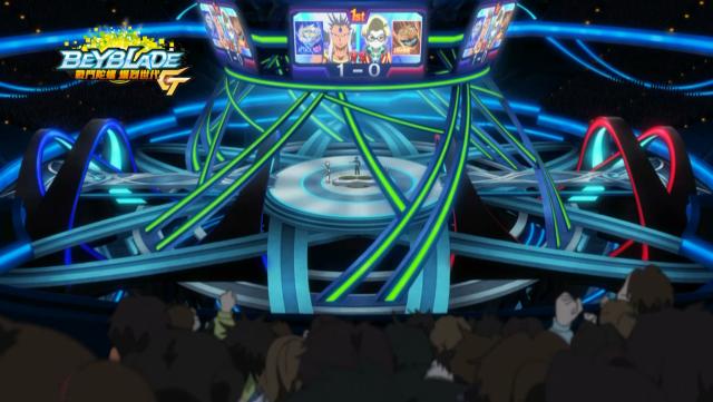 戰鬥陀螺爆烈世代G 全集第12集【重鋼雙生神槍】 線上看