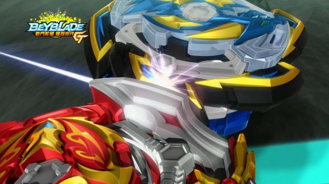 戰鬥陀螺爆烈世代G 全集第26集【來真的武VS艾卡】 線上看