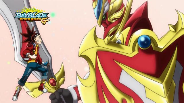戰鬥陀螺爆烈世代G 全集第27集【發亮吧 我的黃金渦旋】 線上看