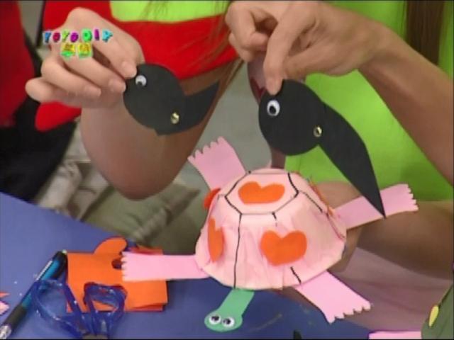 YOYO DIY學園 第十季第10集【烏龜與小蝌蚪】 線上看