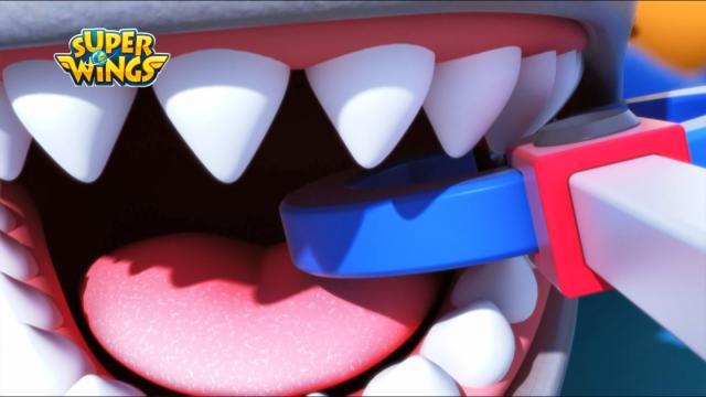 Super Wings 第三季第23集【鯊魚也來衝浪囉】 線上看