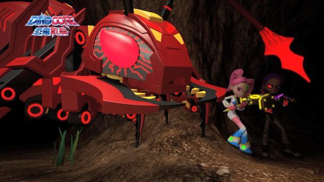 Dinocore恐龍戰騎 第五季第8集【幽靈的洞穴】 線上看