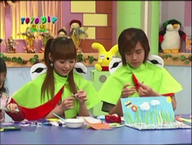 YOYO DIY學園 第十季第12集【蓮花朵朵開】 線上看