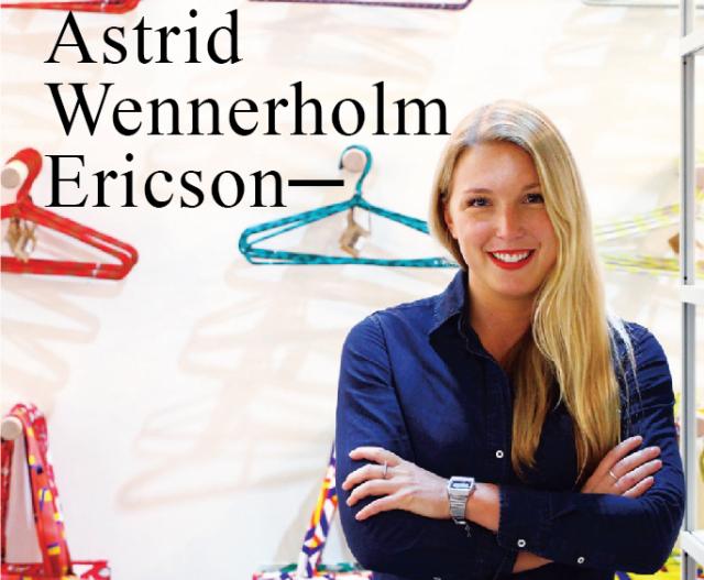 Astrid Wennerholm Ericson─丹麥設計觀察劇照 1