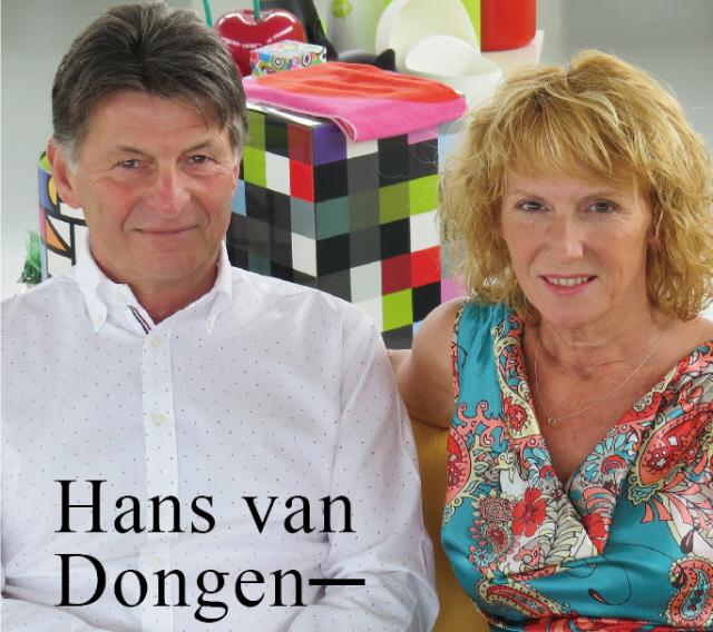 Hans van Dongen─歐洲設計調查劇照 1