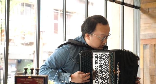 FOLIO STUDIO-張瀚中│富邦藝術基金會劇照 1
