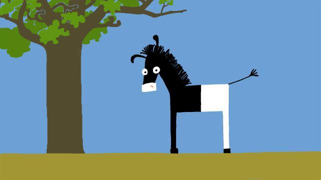 動物哇哈哈第1集【斑馬好忙】 線上看
