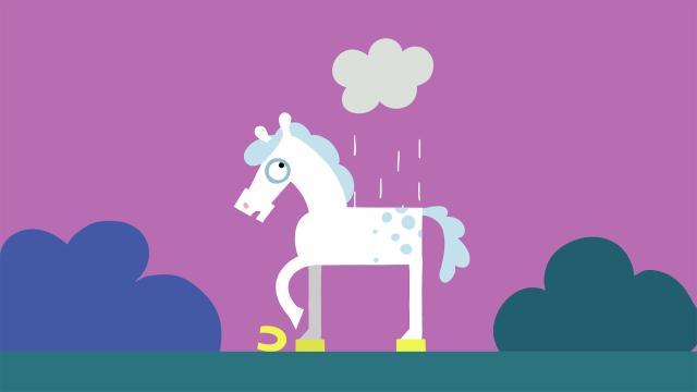 動物哇哈哈第12集【白馬的新鞋子】 線上看