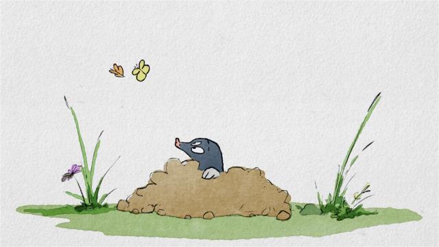 鼹鼠和蚯蚓劇照 1