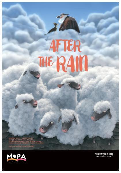 咩咩雲朵綿羊雨線上看