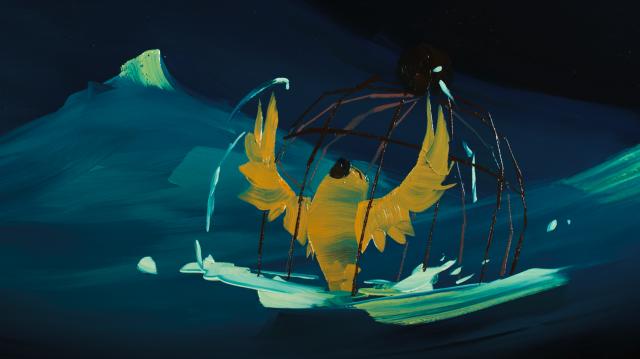 小小鳥與鯨劇照 1