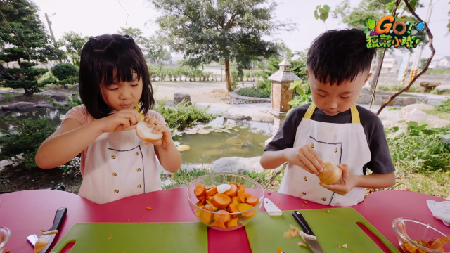 GO!蔬菜小隊!EP01【第一次任務——南瓜】 線上看