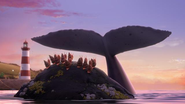 小海螺與大鯨魚劇照 3