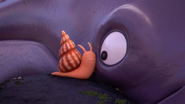 小海螺與大鯨魚劇照 2