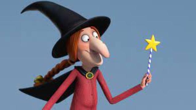 巫婆的掃帚劇照 3
