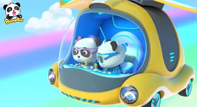 寶寶巴士-3D奇妙救援隊2 線上看