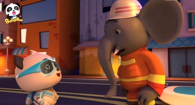 寶寶巴士-3D奇妙救援隊3 線上看