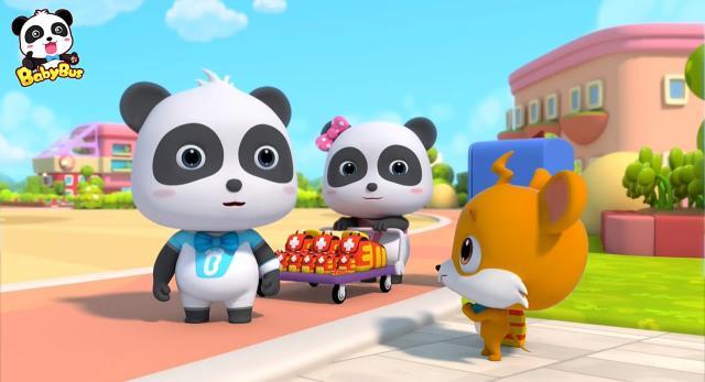 寶寶巴士-3D奇妙救援隊7 線上看
