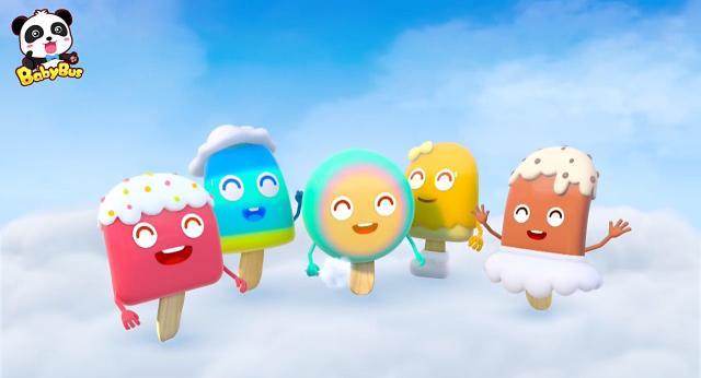 寶寶巴士-3D兒歌(快樂學習)2 線上看